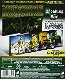 Image de Breaking Bad-die Komplette Serie (Digipack) [Blu-ray] [Import allemand]