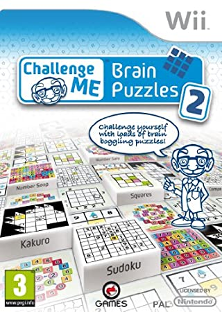 Challenge Me: Brain Puzzles 2 (Wii)
