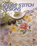 img - for Attractive Cross-Stitch Designs book / textbook / text book