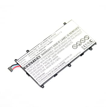 c8050c7baacbc Hot subtel Batterie (4000mAh) pour Samsung Galaxy Tab 7.0 Plus   7.0 Plus N