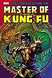 Shang-Chi: Master of Kung-Fu Omnibus Vol. 2