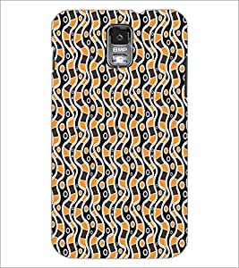 PRINTSWAG PATTERN Designer Back Cover Case for SAMSUNG GALXAY S5