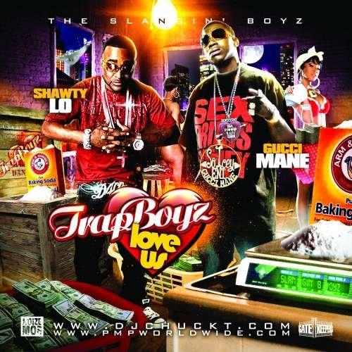 Trap-Boyz-Love-Us-Shawty-Lo-Gucci-Mane-CD