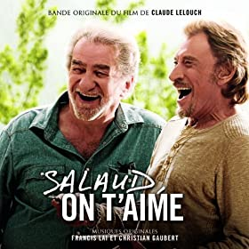 Salaud on t'aime (Bande originale du film de Claude Lelouch)