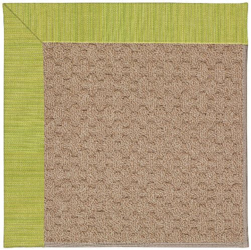 """2'6"""" X 10' Runner Made-To-Order Oscar Isberian Rugs Rug Pea Pod Color Machine Made Usa """"Zoe Collection"""" Grassy Mountain Design front-872129"""