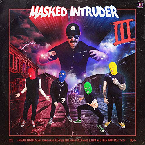 CD : Masked Intruder - Iii (CD)