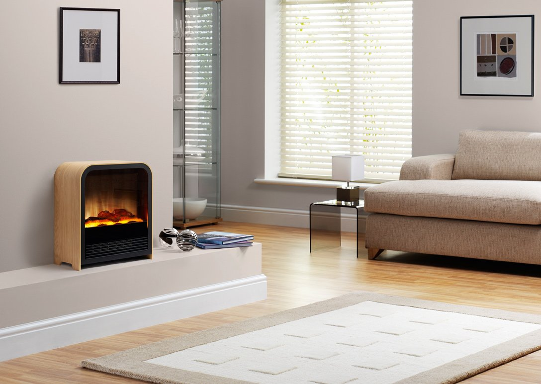 EWT Nyman Elektrisches Kaminfeuer   Kundenbewertung und weitere Informationen