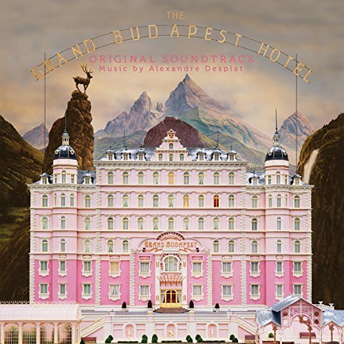 Grand Budapest Hotel / O.S.T. by UNIVERSAL JAPAN (Hotel Budapest Soundtrack compare prices)