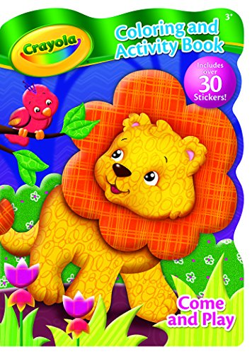 Bendon Publishing Crayola Super Fun Book to Color - 1
