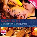 Contract With Consequences Audiobook by Miranda Lee Narrated by Simone Philips