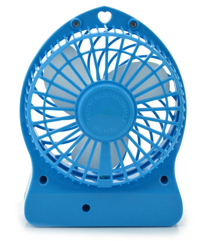 Rechargeable Desktop Mini Portable USB Cooling Fan price ...