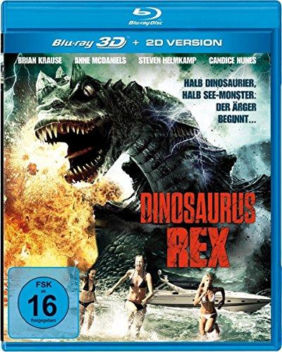 Dinosaurus Rex [3D Blu-ray]