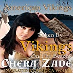 Taken by the Vikings on the Beach: American Vikings, Book 1 | Chera Zade