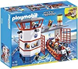 PLAYMOBIL 5539 - Coast Guard Station with lighthouse by PLAYMOBIL