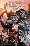 Image of The First Law: The Blade Itself (Graphic Novel): 1