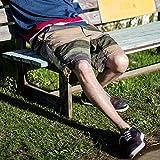 (グラム) glamb gb15sm/P13ランバートショーツLambert shorts 3 Indigo