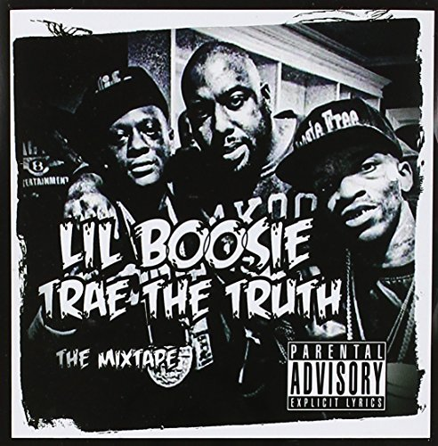 Lil Boosie Trae the Truth - The Mixtape by Lil Boosie, Trae (2014-06-10) (Lil Boosie Mixtapes compare prices)