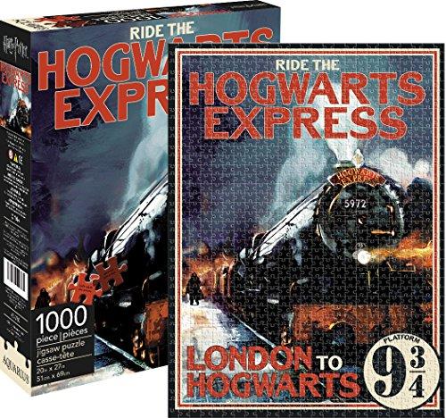 Aquarius Harry Potter Hogwarts Express Jigsaw Puzzle (1000 Piece) (1000 Piece Puzzle Harry Potter compare prices)