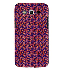 EPICCASE chocolates Mobile Back Case Cover For Samsung Galaxy Grand Max (Designer Case)
