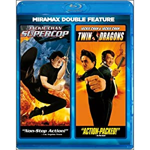 Supercop / Twin Dragons [Blu-ray]