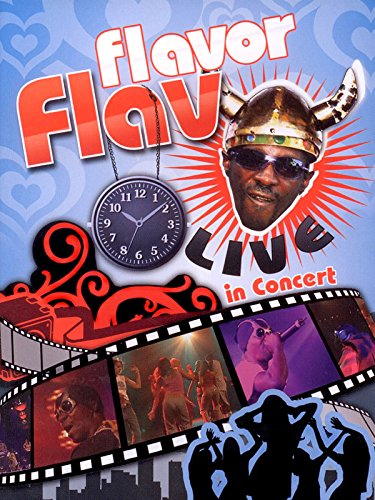 Flavor Flav - Live In Concert on Amazon Prime Video UK