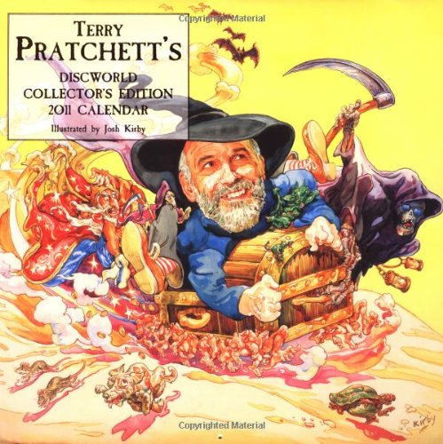 Terry Pratchett's Discworld Collector's Edition Calendar 2011