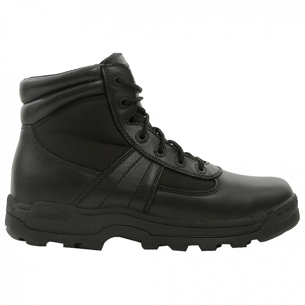 Thorogood 834-6290 Men's The Deuce 6-inch Side Zip Boot Black
