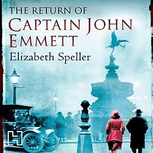 The Return of Captain John Emmett Audiobook
