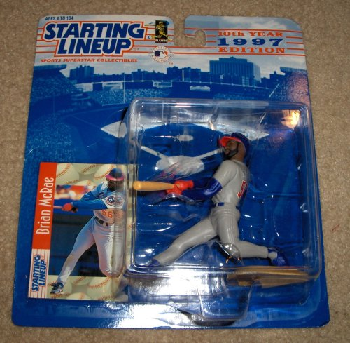1997 Brian McRae MLB Starting Lineup Figure