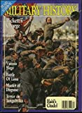 img - for Military History Magazine (December 1991) (Pickett's Charge feature) (Volume 8, No. 4) book / textbook / text book