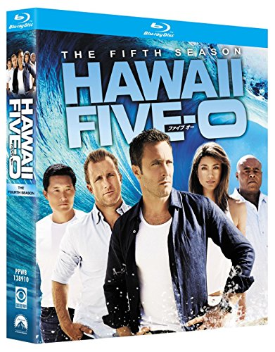 Hawaii Five-0 シーズン5 Blu-ray BOX(5枚組)