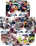 2016 Topps Series 1 & 2 & Update Cleveland Indians Baseball Card Team Set - 31 Card Set - Includes Francisco Lindor, Corey Kluber, Mike Napoli, Jason Kipnis, Andrew Miller, and more!