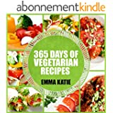 Vegetarian: 365 Days of Vegetarian Recipes (Vegetarian, Vegetarian Cookbook, Vegetarian Diet, Vegetarian Slow Cooker, Vegetarian Recipes, Vegetarian Weight ... Diet For Beginners) (English Edition)