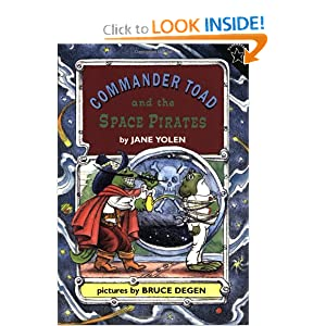 Commander Toad and the Space Pirates by