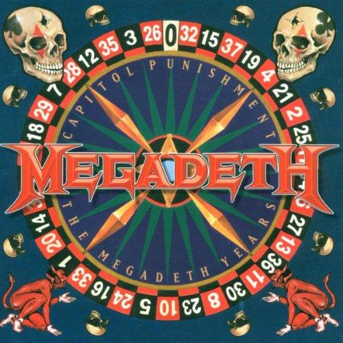 Megadeth - Capitol punishment ~THE MEGADETH YEARS~ - Zortam Music