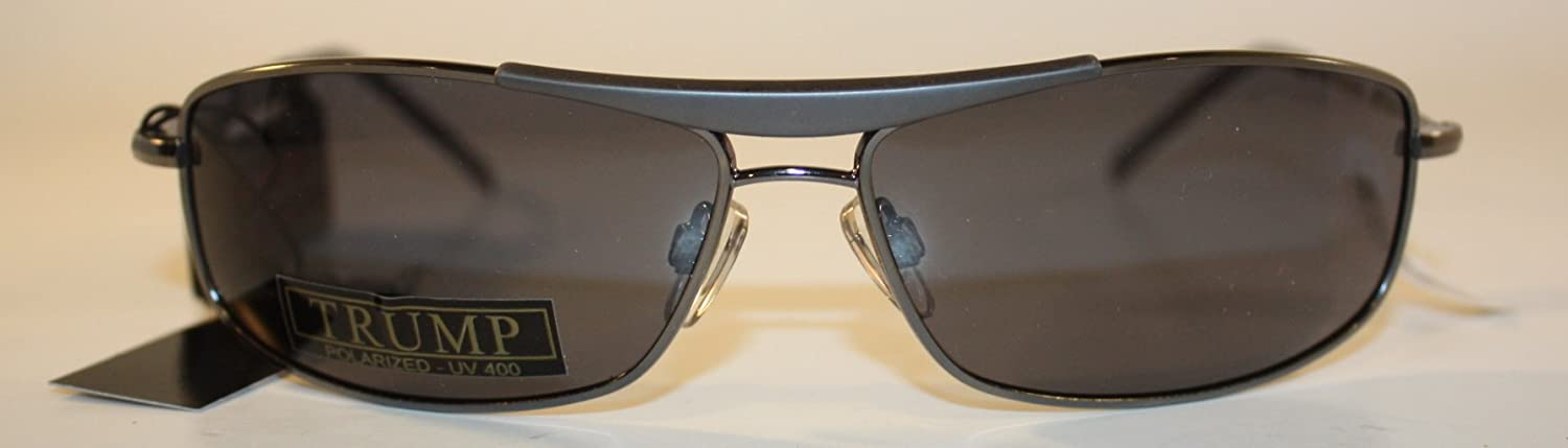 Donald Trump Signature Sunglass Collection (Gunmetal)