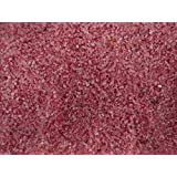 1kg Red Crystel Sand For Garden Decor Plant Home Decor Backyard Patio Pathway Indoor And Outdoor Gravel Soil Stone Pebbles Chips Decoration Fish Tank Substrate