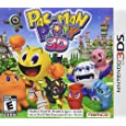 Pac-Man Party 3D - Nintendo 3DS