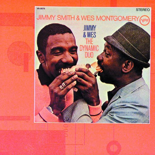 Jimmy &amp; Wes: Dynamic Duo by Jimmy Smith and Wes Montgomery