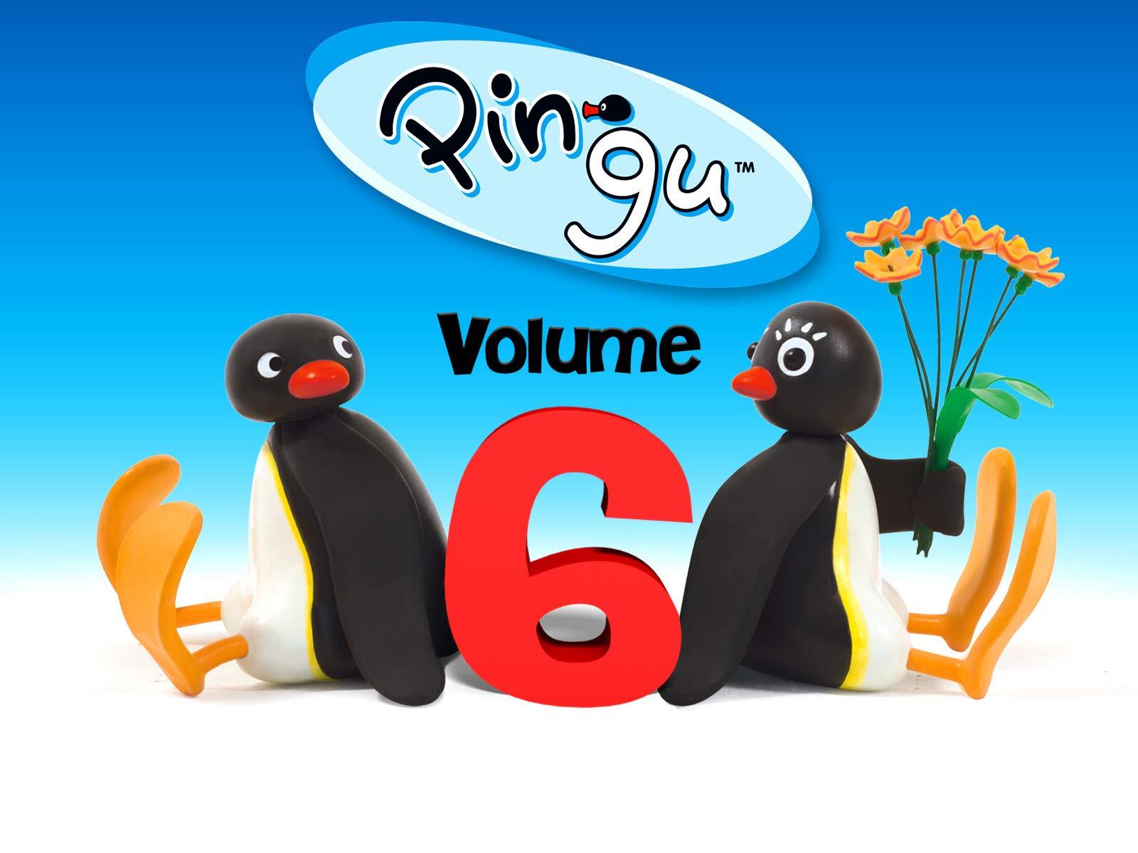 Pingu on Amazon Prime Video UK