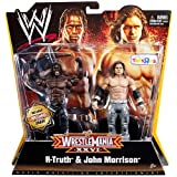Mattel WWE Wrestling Exclusive Wrestle Mania XXVI Action Figure 2Pack RTruth John Morrison