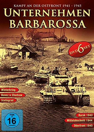 Unternehmen Barbarossa ( 6 DVD BOX )
