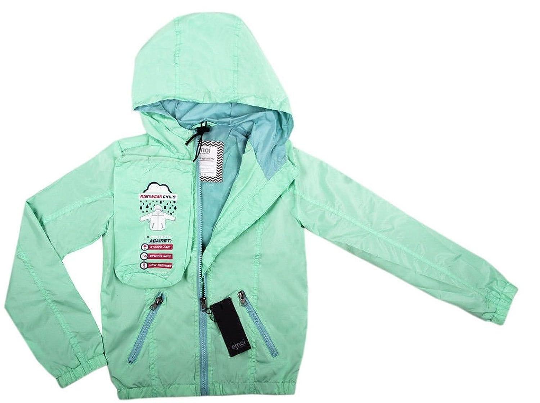 ***E-BOUND*** Regenjacke Übergangsjacke Jacke Kapuze mint 128 140 152 164 NEU online kaufen