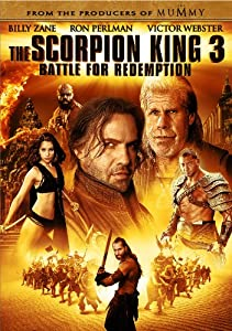Scorpion King 3: Battle for Redemption (Bilingual) [Import]