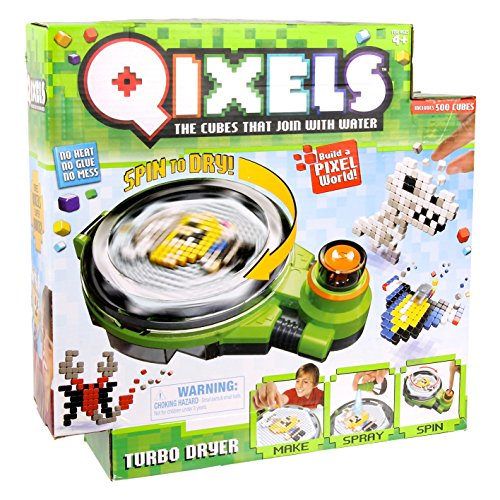 Qixels Turbo Dryer 0630996870082