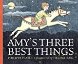 img - for Amy's Three Best Things book / textbook / text book
