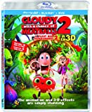Cloudy with a Chance of Meatballs 2 - Il pleut des hamburgers 2 [Blu-ray 3D + DVD + UltraViolet] (Bilingual)