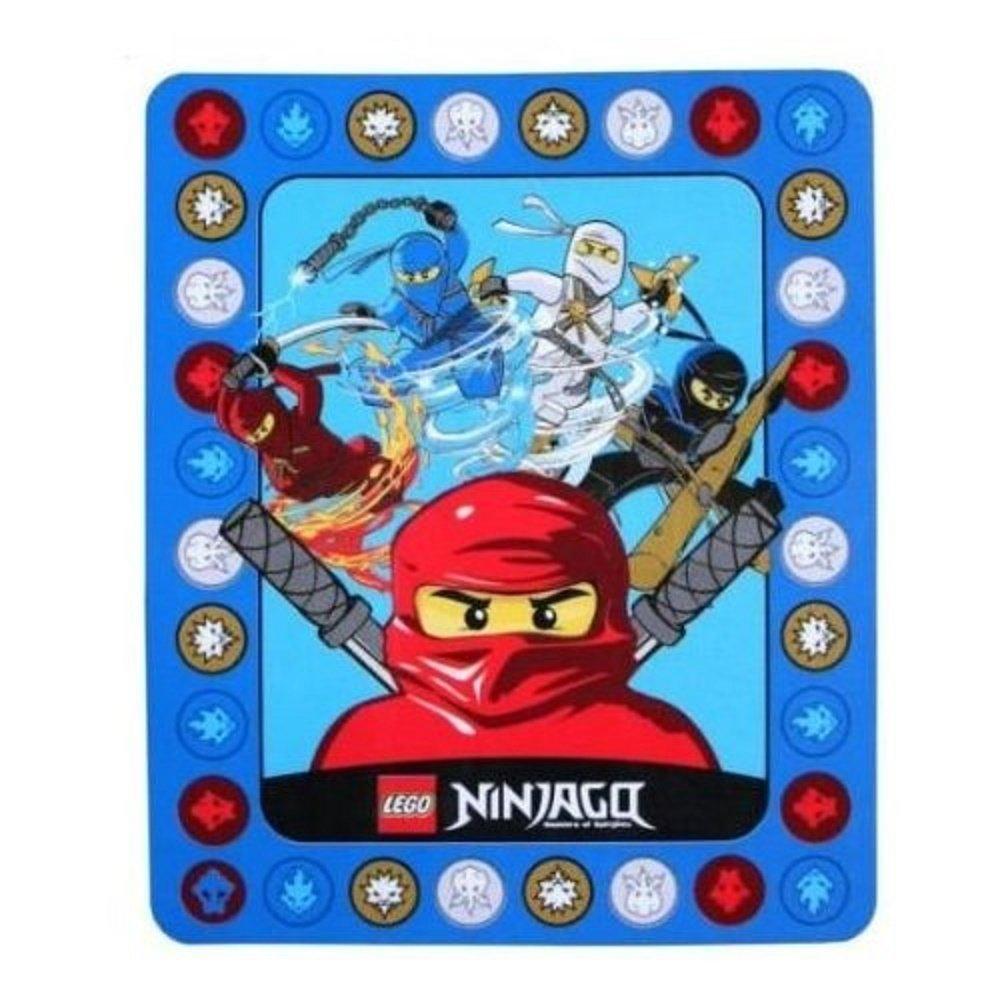 NEW LEGO NINJAGO YOU CHOOSE COMFORTER MICRO RASCHEL
