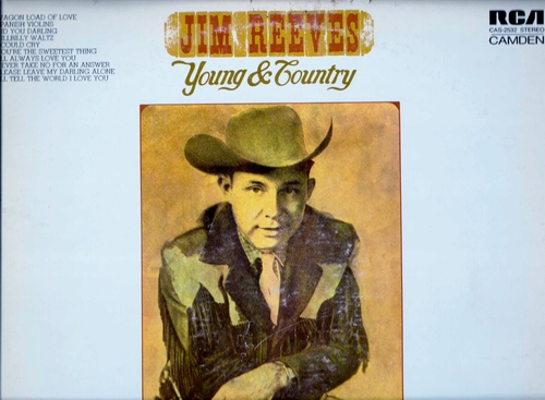 Jim Reeves - Young and Country--CD-1971-UNiCORN INT Download