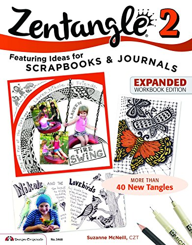 Zentangle 2 Expanded Workbook Edition